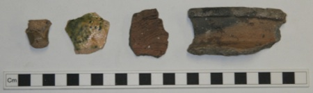 Medieval Pottery from Stanford.